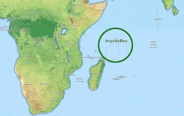 Где находится сейшельские острова дом 2