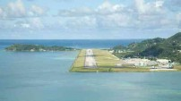 Airport landing appraoch