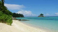 Anse Royal Beach, Mahe Island