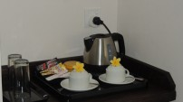 Hotel La Roussette Seychelles - Standard Room Tea & Coffee Making Facilities