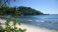 Mahe Island Beach