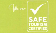 Safe Tourism Certified Hotel La Roussette Seychelles Badge 2020