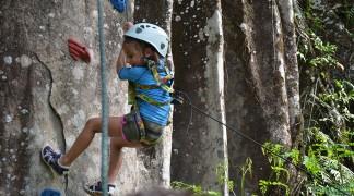 Fun Activities Rock Climbing Adventures Seychelles
