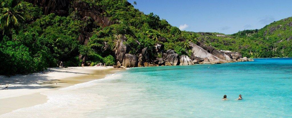 Most Popular Beaches Mahe Island Seychelles