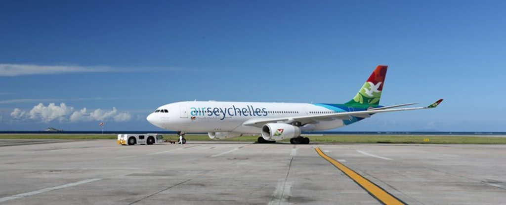 Air Seychelles Airbus A320-200