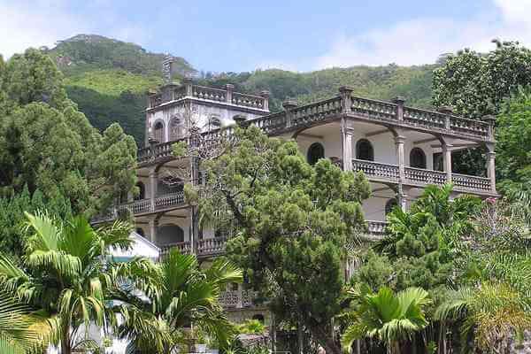 Capuchin House Victoria Seychelles