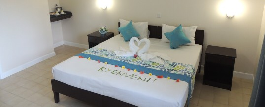 Day Rooms – Airport Hotel Seychelles