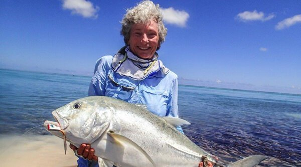 FIshing on Alphonse Island Seychelles - Hotel La Roussette