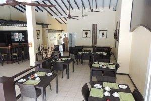 Hotel La Roussette Seychelles Breakfast Restaurant