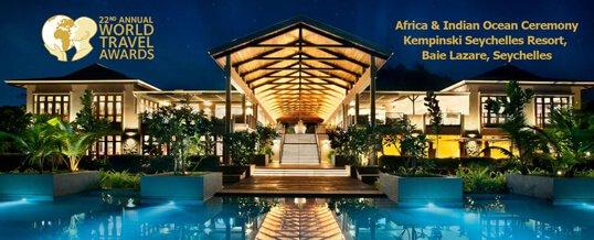 World Travel Awards Seychelles 2015