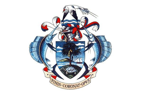 History Seychelles Coat of Arms 1976-1996