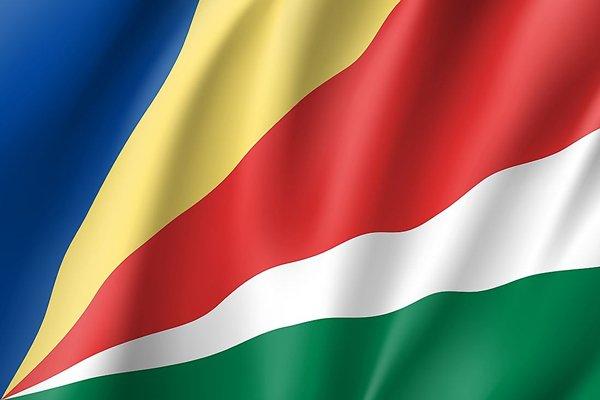 Seychelles flag 1996-today