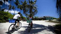 Seychelles Biking